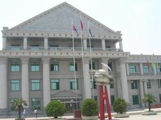 6国际关系学院礼堂.